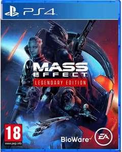 MASS EFFECT Legendary Edition - [Playstation 4] oder Xbox für 29,90€ + Versand