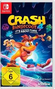 Crash Bandicoot 4 It's about Time für Nintendo Switch