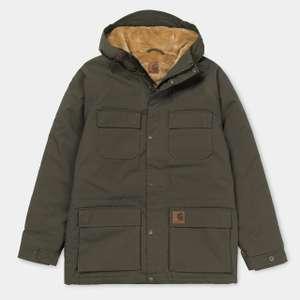 Carhatt Flash Sale: 15% Extra-Rabatt auf Jacken & Accessoires im Sale - z.B. Carhartt Mentley Jacket (Gr. XS - XL)