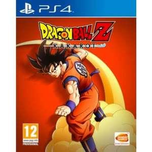 Dragon Ball Z: Kakarot (PS4) für 23,90€ (Fnac.com)