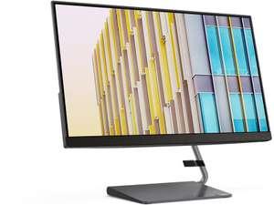 "Monitore von Lenovo: z.B. Q24h-10 (24"", WQHD, IPS, 75Hz) - 169€ | Q27q-1L (27"", WQHD, 75Hz) - 199€ | Qreator 27 (27"", UHD, 60Hz) - 599€"