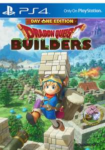 Dragon Quest Builders - Day One Edition (PS4) für 9,99€ inkl. Versand (Square Enix)