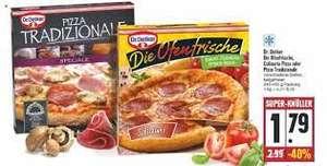 [EDEKA] Dr. Oetker Die Ofenfrische oder Pizza Tradizionale