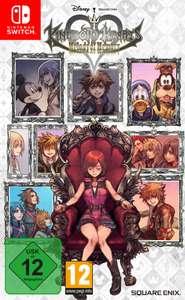 Kingdom Hearts: Melody of Memory (Switch & PS4) für 19,99€ inkl. Versand (Square Enix)