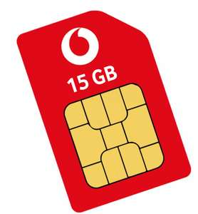 Vodafone Allnet/SMS-Flat 15GB für 8,99 € mtl., 30GB für 13,99 € mtl. (17GB/34GB für u.27) ohne Anschlussgebühr - Otelo