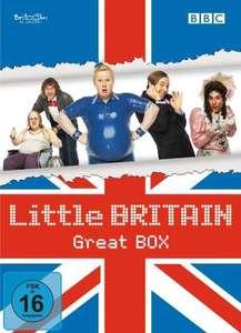 Little Britain - Great Box (ohne Weltbild NL-Gutschein 19,99€) (DVD)