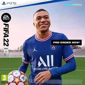 Fifa 22 für PS5 Standard Edition