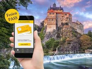 [Sachsen] für 24 EUR beliebig oft freien Eintritt in Sachsens Schlösser, Burgen und Gärten