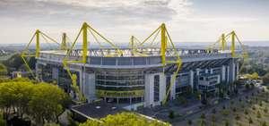 Spaziergang im Stadion & Foto mit dem DFB-Pokal abrunden + Impfung [BVB]