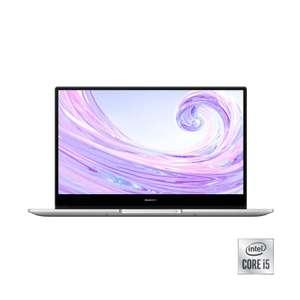 "HUAWEI Matebook D 14 35,56 cm (14"") Notebook, 8GB RAM, 512GB SSD + FreeBuds 3 für 649€"