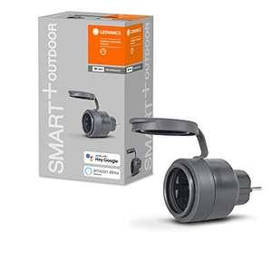 LEDVANCE Smarte Steckdose für Aussen mit WiFi Technologie 4er Pack