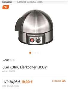 CLATRONIC Eierkocher EK3321
