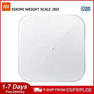 Xiaomi Mi Scale 2 Körperwage Versand aus Deutschland