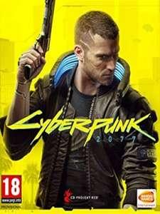 Cyberpunk 2077 GOG CD Key für 19,19€