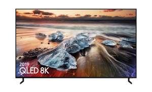 8K TV: Flaggschiff SAMSUNG GQ75Q950R QLED TV (Flat, 75 Zoll / 189 cm, UHD 8K, SMART TV)