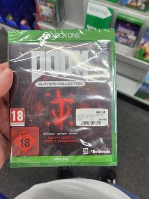 Lokal MM Saarbrücken Saarterasse Doom Slayers Collection PS4 u. XBOX