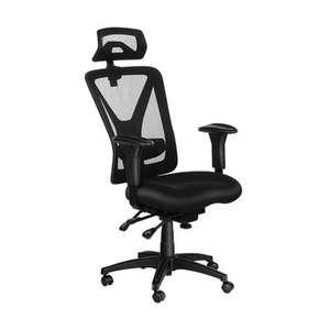 BlitzWolf BW-HOC5 Ergonomischer Büro Stuhl / Office Chair / Mesh Chair mit einstellbarer Armlehne + Lordosen Stütze für 148€ aus der EU