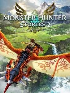Monster Hunter Stories 2: Wings of Ruin Steam CD Key für 31,44€