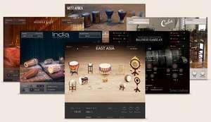 Native Instruments SPOTLIGHT COLLECTION: EAST ASIA, MIDDLE EAST, INDIA, CUBA, WEST AFRICA, BALINESE GAMELAN [KONTAKT] [Musik Apps]