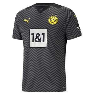 BVB Borussia Dortmund Auswärts Trikot 2021/2022 (+Füllartikel) für 52,97€ @ SC24