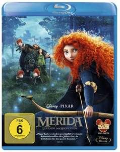 Merida - Legende der Highlands (Blu-ray) für 5,99€ (Amazon Prime)