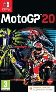 MotoGP 20 (Switch) für 9,92€ (Amazon ES)