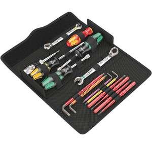 Wera 05136026001 Kraftform Kompakt SH 2 Sanitär Werkzeug-Satz (Prime)