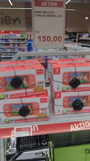 [Lokal Edeka Singen] Nintendo Switch Lite Koralle inkl. Animal Crossing Download Code