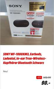 [Lokal MM Berlin Schöneweide] SONY WF-1000XM3
