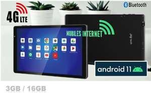 Android 11 Tablet PC G10.11 3GB/16GB 4G/LTE mit Gutschein 84,99