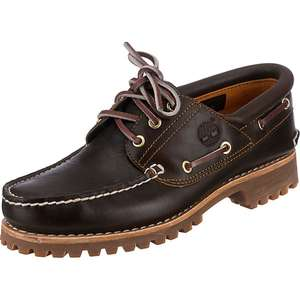 Timberland Authentic 3 Eye Bootsschuhe Gr. 40 - 42 + 47,5