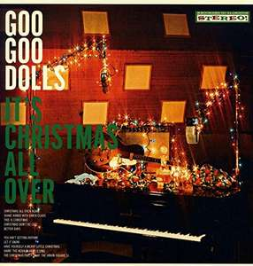 (Prime) The Goo Goo Dolls - It's Christmas All Over (Vinyl LP)