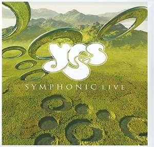 (Prime) Yes - Symphonic Live (Doppel Vinyl LP)