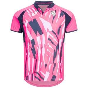 ASICS Stade Francais Paris Rugby Heim Trikot für 16,16€ + 3,95€ VSK (Größe M - XXL)