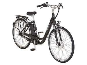 "Prophete E-Bike »Alu-City«, 28"", ALU, 374W 36V/10,4Ah/4,5h/Sideclick 100 km, 7 Gänge Shimano, V-Brake, max. 140Kg [AB Montag 2.08]"
