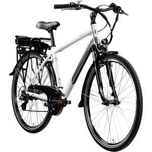 """Zündapp Z802 E-Bike 28"""" Trekkingrad Herren 700c 21 Gänge, 36 V/10,4Ah/374,4Wh/100km, 120Kg"""