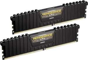 [Vorbestellung] Corsair Vengeance LPX DDR4-RAM -16GB (2×8), 3000, CL15, DIMM (Amazon UK)