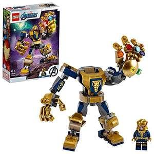 LEGO Marvel Avengers - Thanos Mech (76141) für 7,22€ (Amazon Prime)
