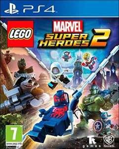 LEGO Marvel Super Heroes 2PS4