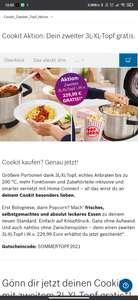 Bosch Cookit 2. Topf gratis