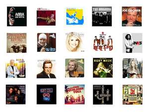 Diverse CDs für 2,99€ bei Lidl (z.B. ABBA, Amy Winehouse, Cat Stevens, Johnny Cash, Kiss, Schiller, Scorpions, The Police, Trio, Zucchero)