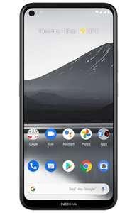 Nokia 3.4 - Smartphone 32GB, 3GB RAM, Dual SIM black mit Android One
