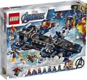 [Thalia.de+Personalisiert] LEGO Marvel Avengers Movie 4 76153 - Avengers Helicarrier