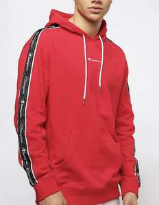 Champion LEG American Classics Hooded Herren Sweatshirt in rot (Gr. XS, S) für 22,50€ inkl. Versand