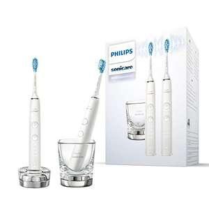 [Amazon Prime] Philips Sonicare DiamondClean 9000 Elektrische Zahnbürste Doppelpack HX9914/55