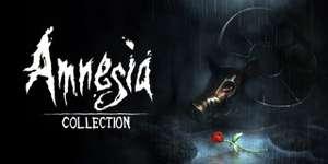 Amnesia: Collection für Switch im Nintendo eShop für 2,79€
