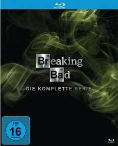 Breaking Bad - Die komplette Serie (Blu-ray) für 30,43€ (Amazon)