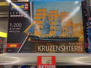 [lokal Lübeck] Revell Russian barque Kruzenshtern (05159)
