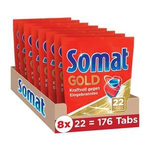 Amazon Prime: Somat Gold 176Tabs in 8 Beuteln mit je 22Stück Inhalt, 1 Tab kostet 11,3 Cent