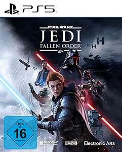 Star Wars Jedi: Fallen Order (PS5) für 24,99€ (Amazon Prime)